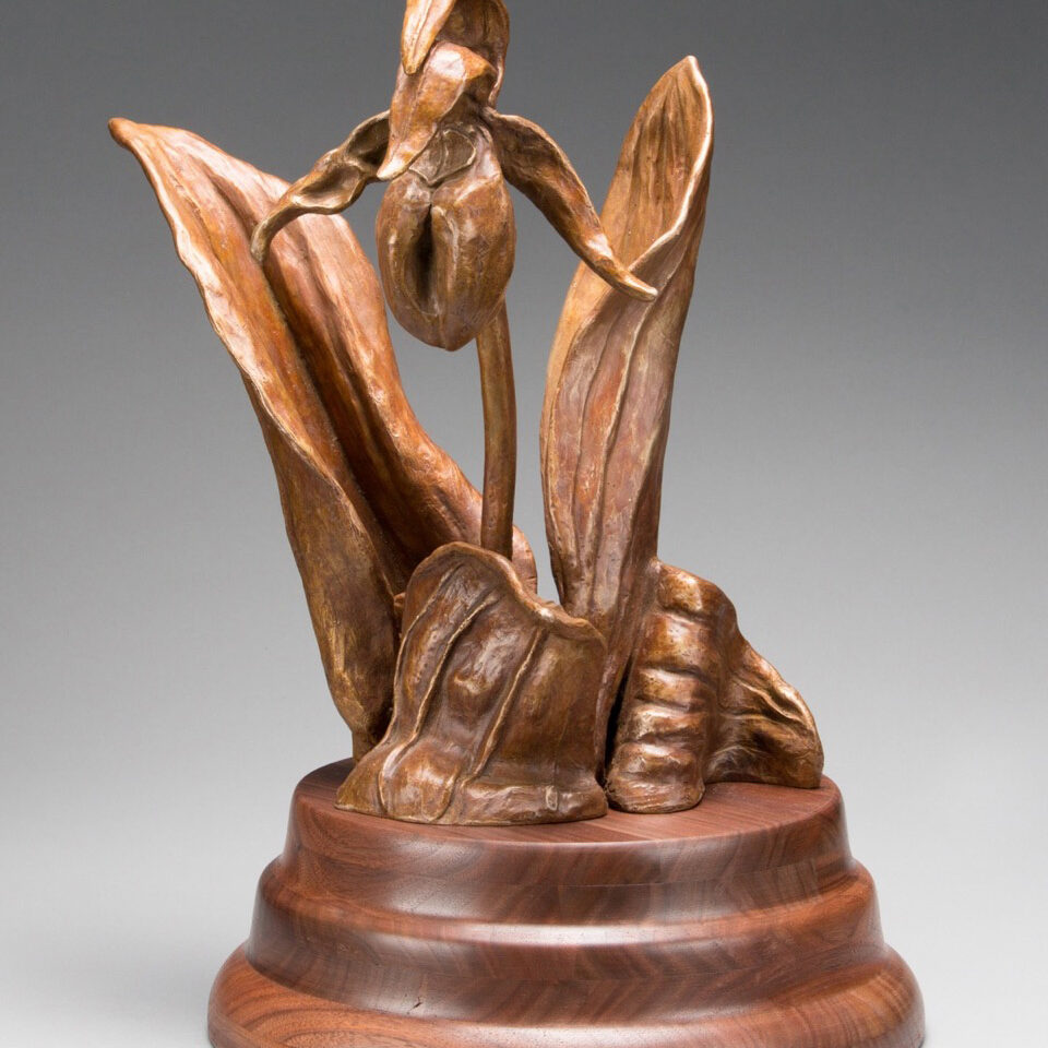 Carolina Bronze Sculpture - Mary Ruden