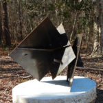 Robert Edmiston at Carolina Bronze Sculpture Garden